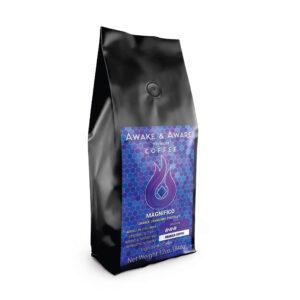 Awake-&-Aware-Maginifico-(Medellin,-Columbia)-12oz-Single-Origin-Coffee-Bag-with-Label-1