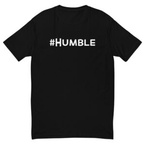 Awakenaware.com-AwakeAware-Hashtag-Humble-Tee_mockup_Front_Flat_Black
