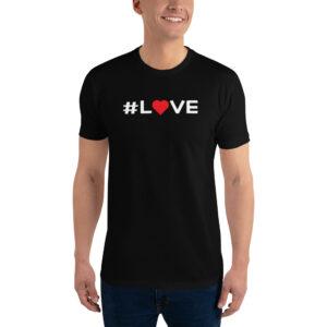 Awakenaware.com-AwakeAware-Hashtag-Love-Tee_mockup_Front_Mens_Black