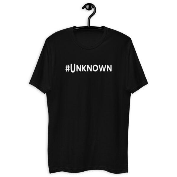 Awakenaware.com-AwakeAware-Unknown-Hashtag-Tee_mockup_Front_On-Hanger_Black