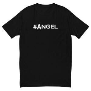 Awakenaware.com-Awake--Aware-Angel-Hashtag-Tee_mockup_Front_Flat_Black