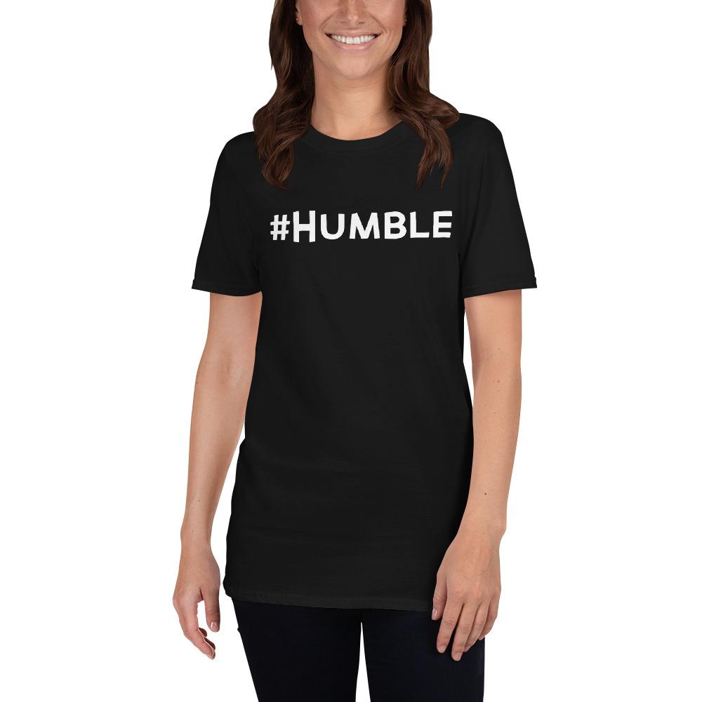 Awakenaware.com-AwakeAware-Hashtag-Humble-Tee_mockup_Front-Female