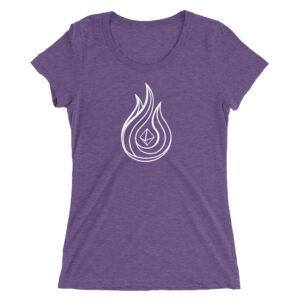 Awakenaware.com-Awake-&-Aware-Violet-Flame-Tee-Womens-9